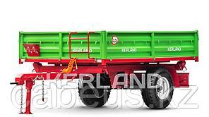 Прицеп Kerland   Керланд П-3530 с ПСМ к трактору (самосвальный на три стороны)