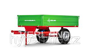 Прицеп Kerland   Керланд П-2000/1 к мини-трактору (без гидроцилиндра)