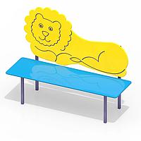 Лавочка Лев