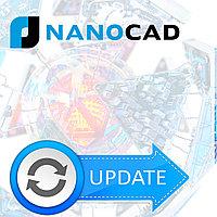 NanoCAD СКС 20.x (сетевая, дополнительное место)