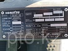 Дизельный погрузчик KOMATSU FD18T-20 БУ в отличном состоянии, фото 3