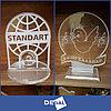 Лазерная резка и гравировка, акрил, фанера, роумарк., фото 3