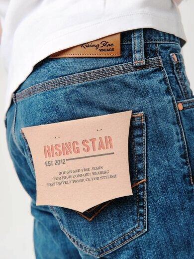 """Джинсы мужские """"Rising Star"""" (размер 36 / 52) - фото 2"""