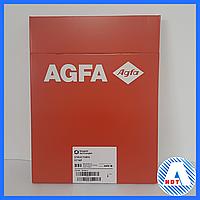 Пленка радиографическая техническая AGFA D7 NIF 30см х 40см(100 листов)