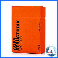 Пленка радиографическая техническая Agfa D7 PB 9см х 12см (100 листов)