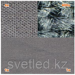 Steel-Gray экранирующая ткань для одежды 35 ДБ
