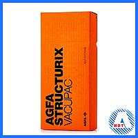 Пленка радиографическая техническая Agfa D7 PB 10см х 24см (100 листов)