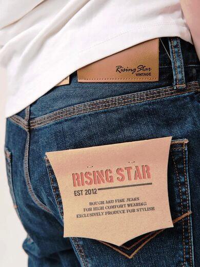 """Джинсы мужские """"Rising Star"""" (размер 30 / 46) - фото 3"""