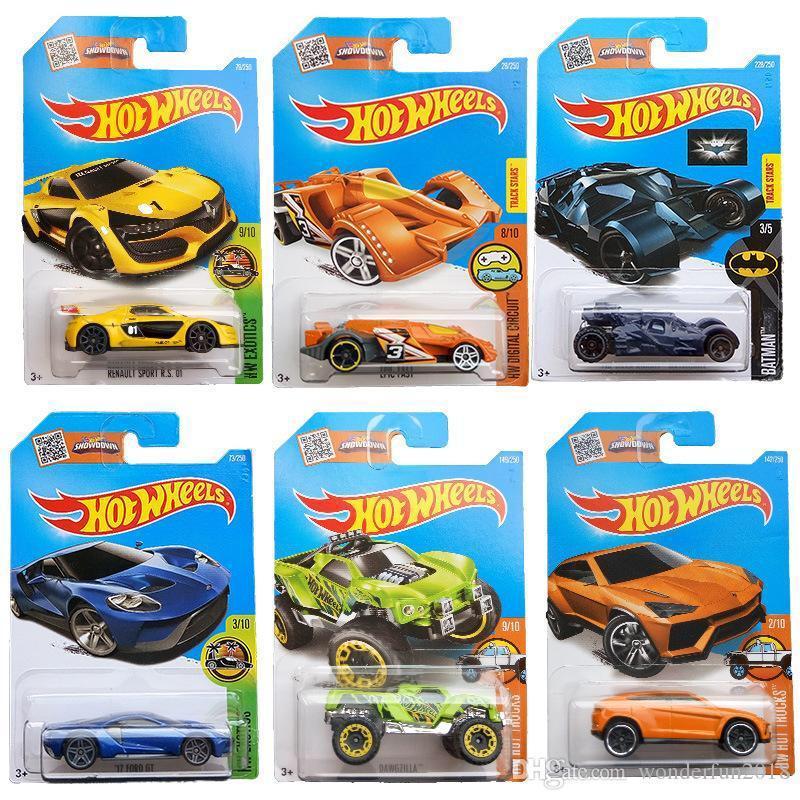 Mattel Hot Wheels Машинка из базовой коллекции ( в ассортименте) - фото 2