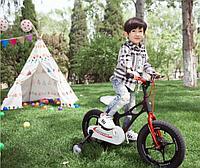 """Детский 2-колесный велосипед Royal Baby Space Shuttle 16"""", черный"""