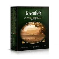Чай GREENFIELD Classic Breakfast черный, 2гр*100пак
