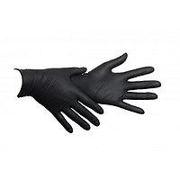 Перчатки нитриловые, L, 100шт/уп