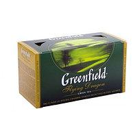 "Чай ""GREENFIELD"" Flying Dragon зеленый, 2гр*25пак"