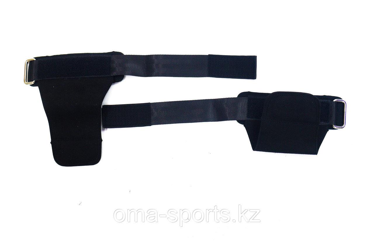 Ремень штангиста на кисть VALEO