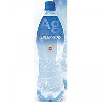 Вода питьевая Серебряная, негазированная, 0,5 л