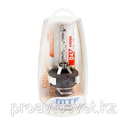 Ксенон MTF Light D4S 42В 35Вт 4300К SBD4S4