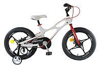 """Детский 2-колесный велосипед Royal Baby Space Shuttle 18"""", белый"""