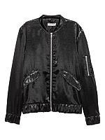 H&M Женская куртка - бомбер-Т1 44, S