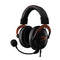Гарнитура HyperX Cloud II - Pro Gaming Headset (Red), (KHX-HSCP-RD), 15-25000Гц, 60Ом на систему, 98/-3Дб, 150