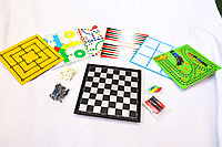 Набор магнитных игр ШАХМАТЫ 13 в 1. 538-00, фото 1