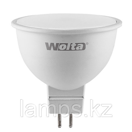 Лампа LED  WOLTA MR16 7.5Вт 625лм GU5.3  6500К   1/50, фото 2