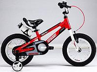 """Детский 2-колесный велосипед Royal Baby Space Alloy 16"""", красный"""
