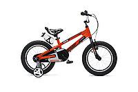 """Детский 2-колесный велосипед Royal Baby Space Alloy 16"""", оранж."""