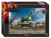 "Мозаика ""puzzle"" 60 ""World of Tanks"" (Wargaming)"