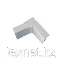 Внутренний/наружный угол для плинтуса 20*12,5