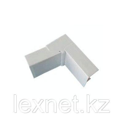 Внутренний/наружный угол для плинтуса 20*12,5, фото 2