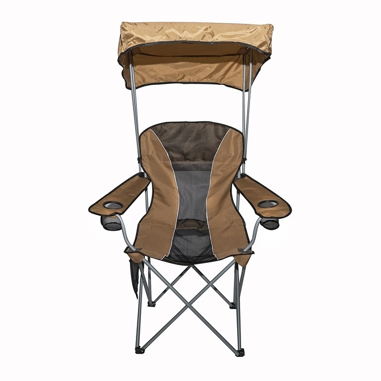 Кресло складное с навесом