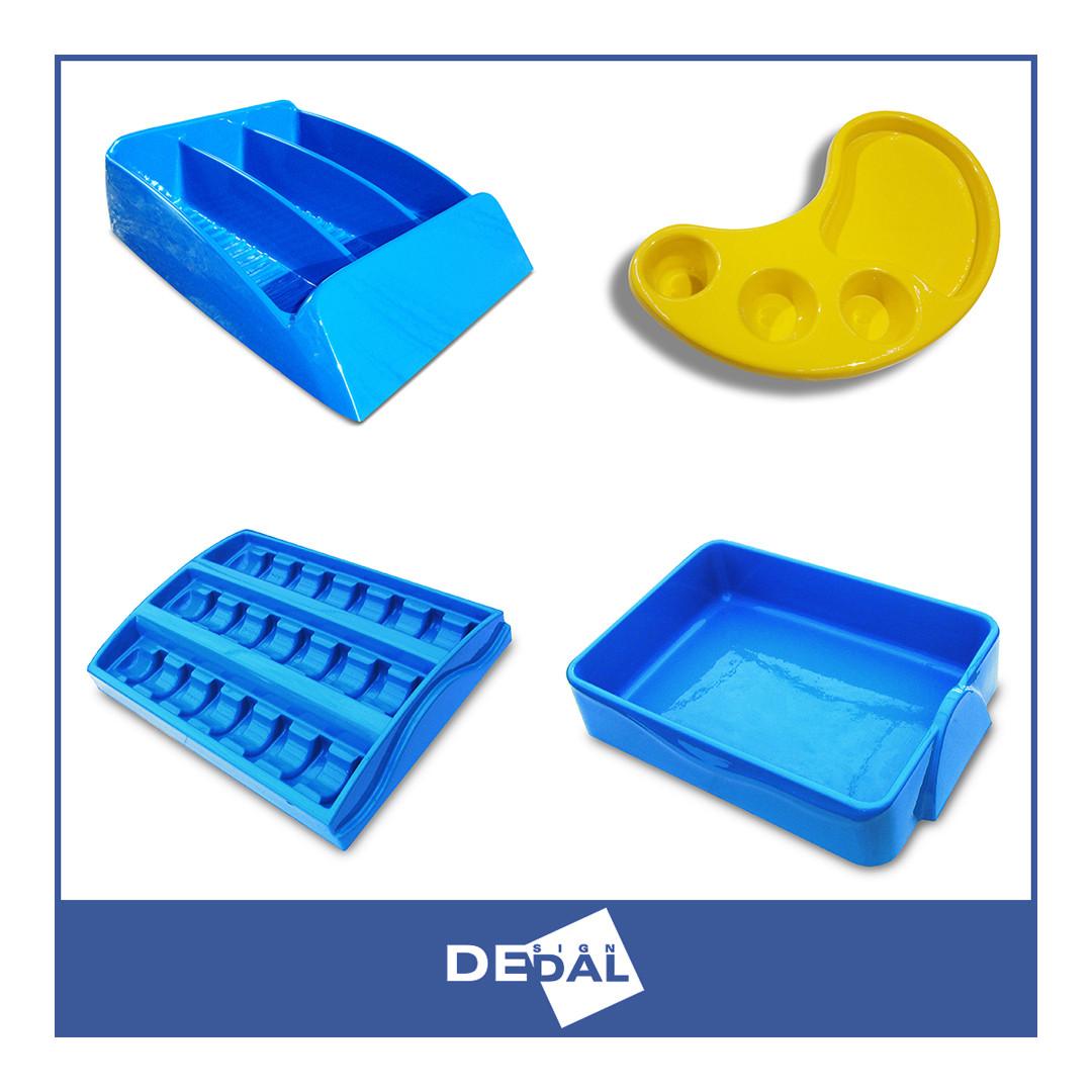 Вакуумная формовка акрила, PVC и ABC пластика.