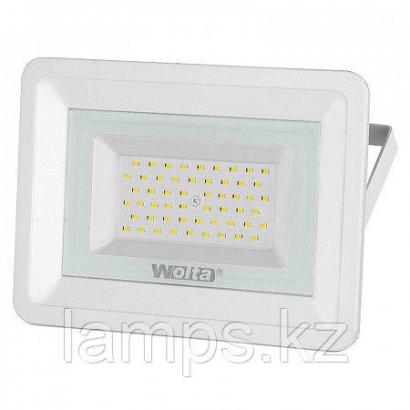 Светодиодный прожектор WFL-50W/06W белый 5500K 50 Вт SMD IP 65 4250 Лм  1/10
