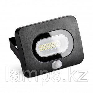 Светодиодный прожектор LFL-20/05s с датчиком движения 5500K 20 вт LED IP65 1600 Лм  1/40