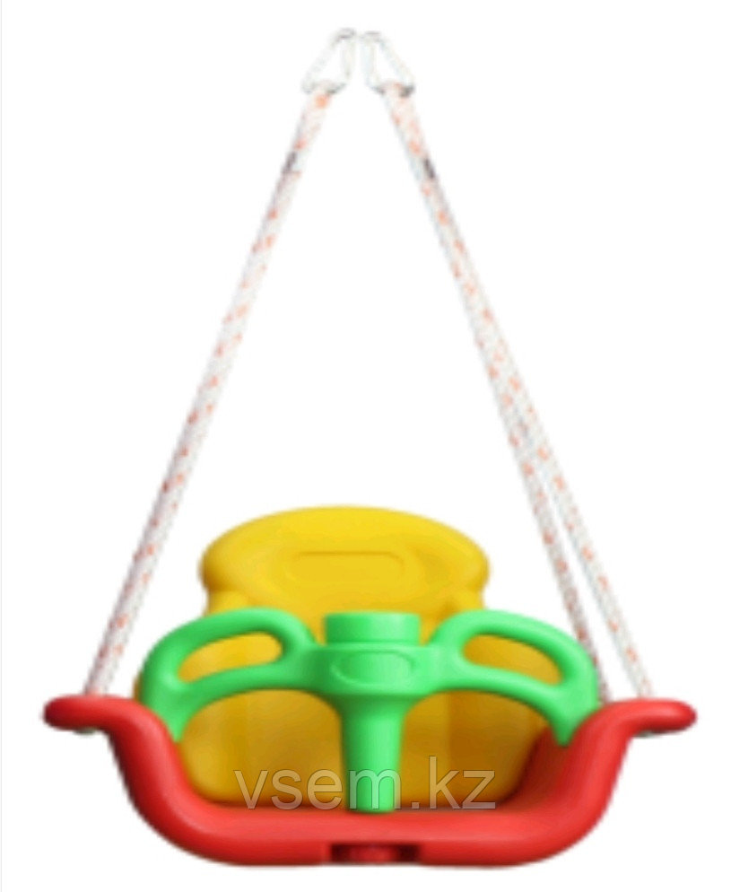 Детские качели подвесные