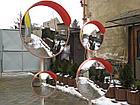 """Сферическое  обзорное  дорожное выпуклое зеркало  600 мм От Завода """"ДорСтройСнаб"""", фото 4"""
