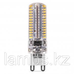 Лампа LED WOLTA JCD  5Вт 360лм G9 220V 3000K 1/5/100/1000, фото 2