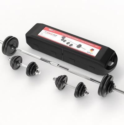 Набор гантелей York Fitness 50 кг 29 предметов - фото 5