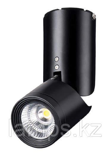 Светильник накладной SPOT02 Тип ламп 10 W LED 800LM 4000K материал: металл d70*h190  1/20