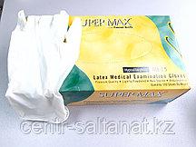 Перчатки латекс M 100 шт