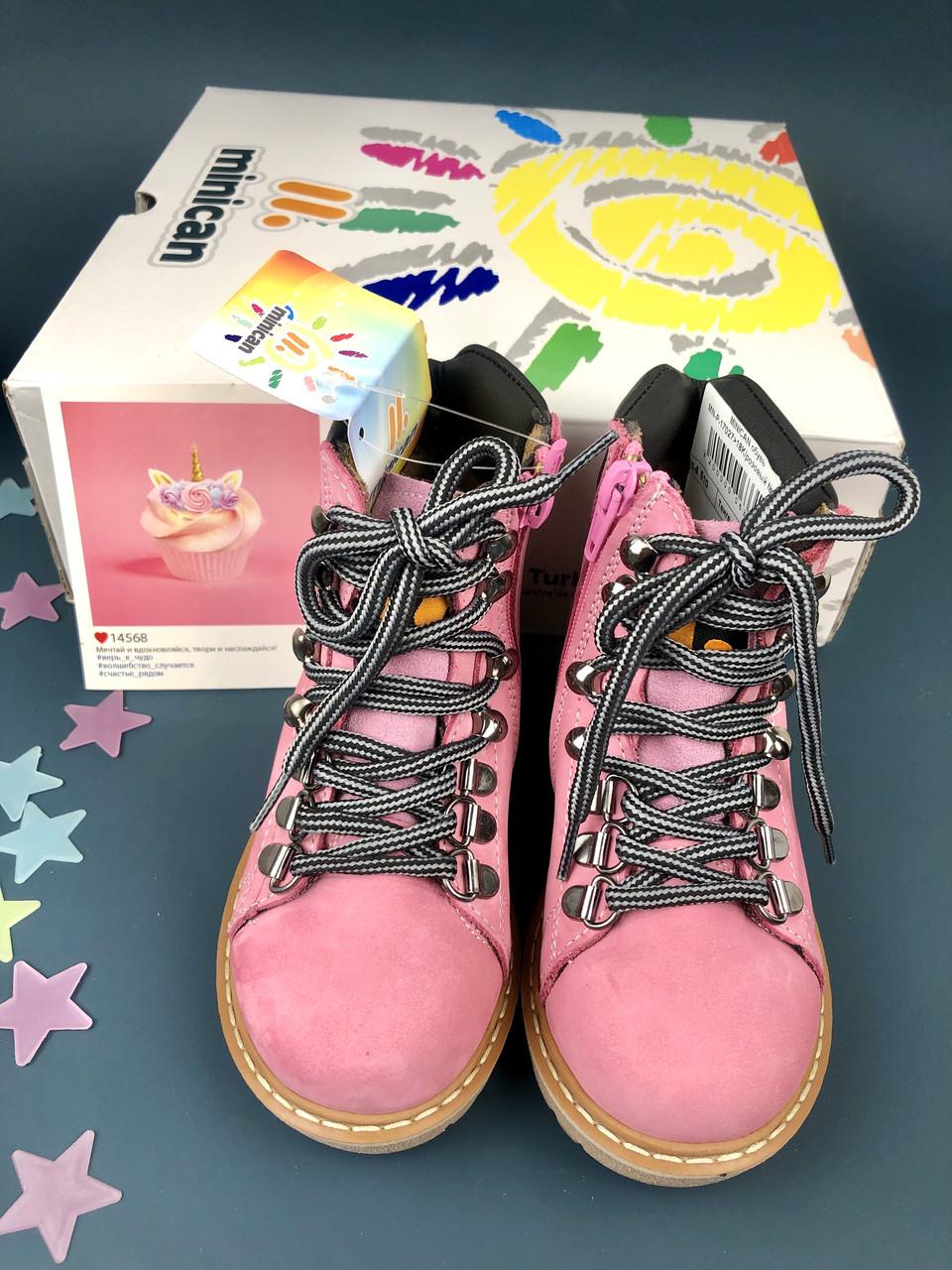 MINICAN обувь MN-P-17027>18K/розовый №9514