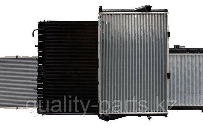 Радиатор охлаждающий жидкости на колесный экскаватор Hyundai140W
