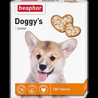 Beaphar Doggy's Junior, Беафар минеральная добавка для щенков, уп. 150тб.