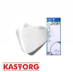 Респиратор KF94 / FFP2 (черные и белые) производство КОРЕЯ