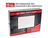 Постоянный свет LED PANEL SL-288A КАСПИ РЕД Покупать в рассрочку