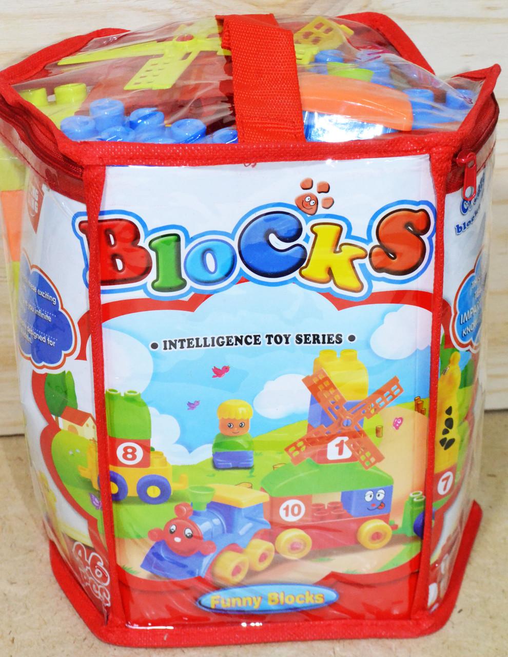 990-106 Конструктор Blocks 46 дет 21*20