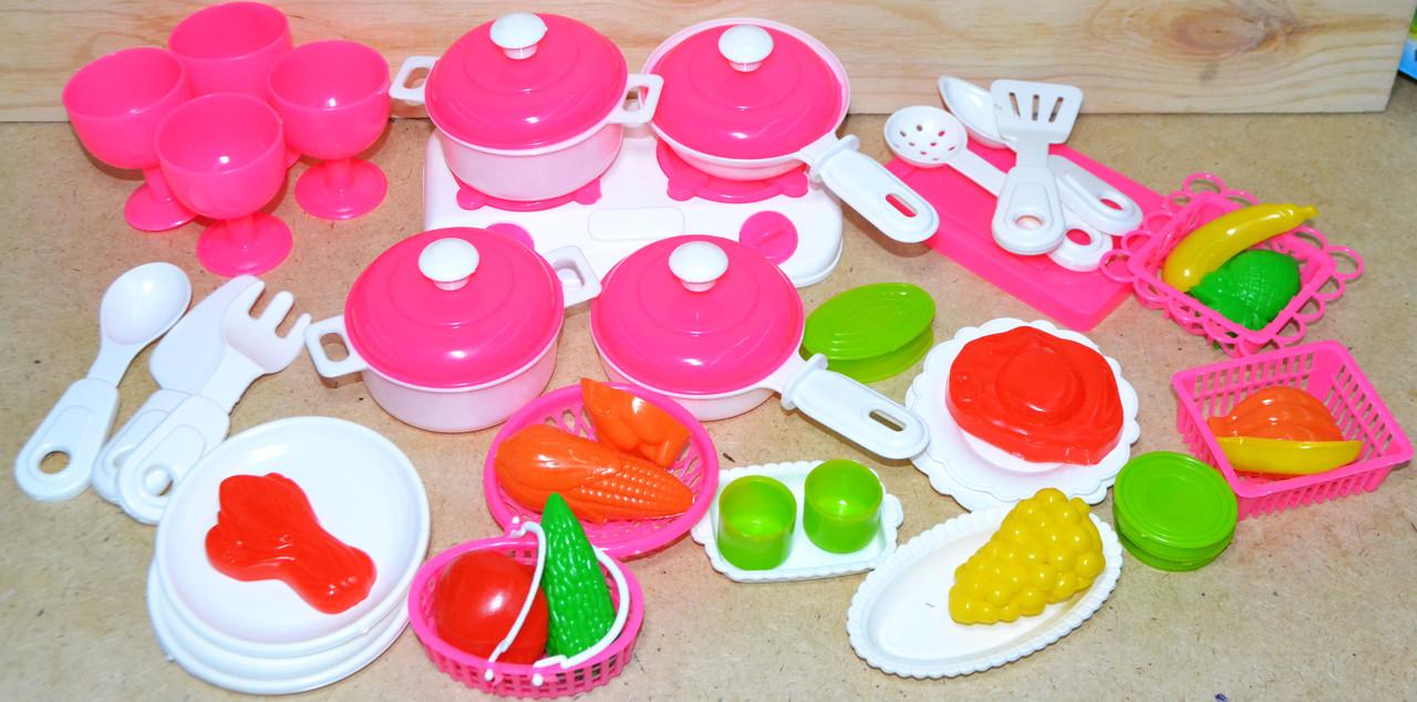 Посуда в сетке 30*18см