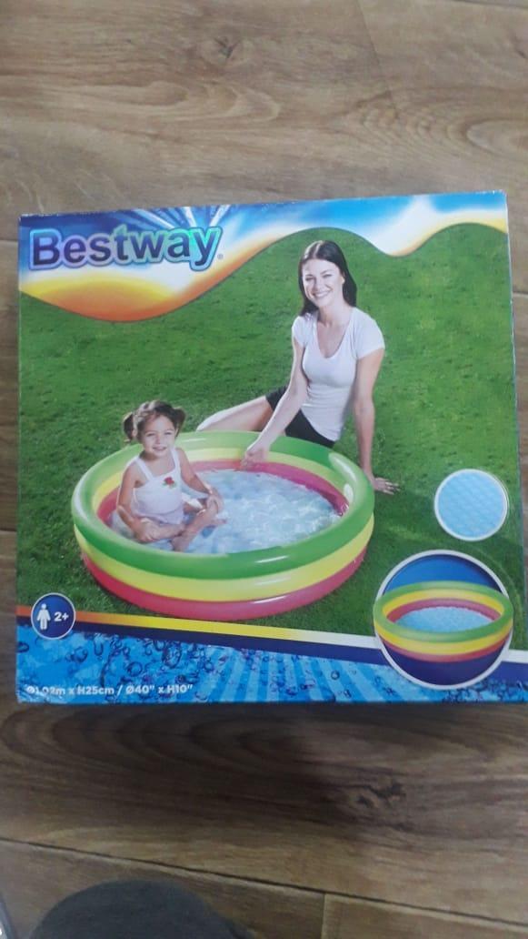 56104 Bestway бассейн