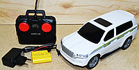 5002-13 Машина Remote Control Car Ленд Крузер 200 на р/у 4 функции 36*12