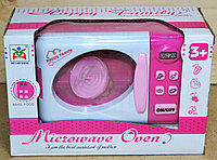 LS820G34 Бытовая техника Microwave Oven микроволновая печь на батарейках свет/звук 21*14